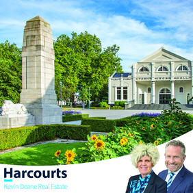 Harcourts Kevin Deane Real Estate