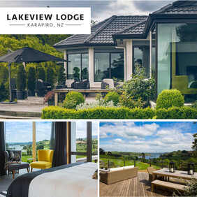Lakeview Lodge Karapiro