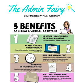The Admin Fairy Ltd