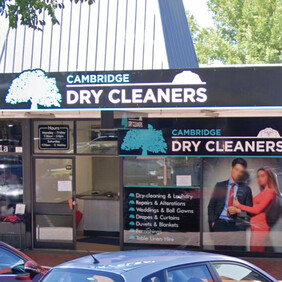 Cambridge Drycleaners