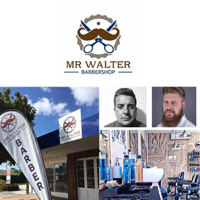 Mr Walter Barber shop